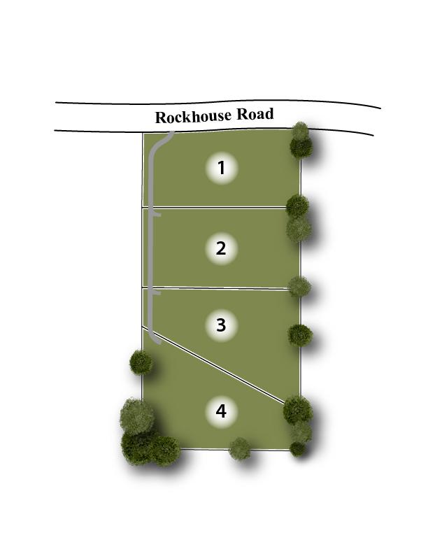 Brownwood Estates Site Map