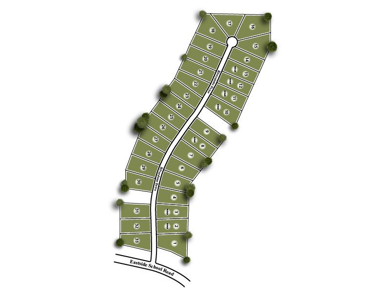 Riverstone Site Map